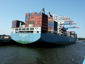 Sea Freight From China to Europe Truck Service in Destination pictures & photos
