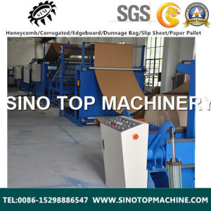 2200mm Honeycomb Paper Board Machine for Paper Pallet From China pictures & photos