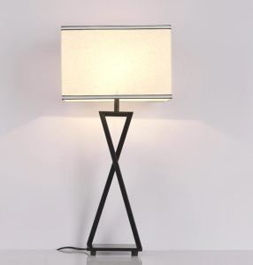 Metal Fabric Table/Floor Lamp (WH-2209Z) pictures & photos