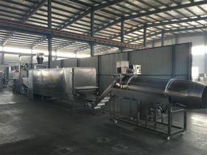 Excellent Quality Pelleted Floating Fish Feed Machinery pictures & photos
