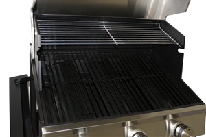 Gas Grill Storage Cabinet 3-Burner BBQ pictures & photos