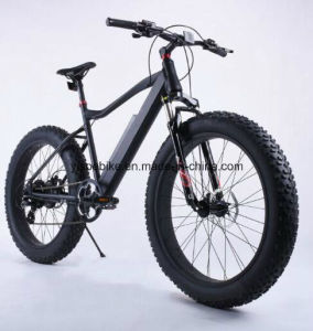 Myatu New Hidden Electric Bike with a Headset Stem Bicycle 27.5 or 29 Inch pictures & photos