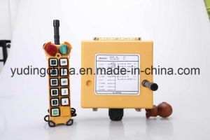 Factory Price Industrial Wireless Radio Remote Control F21-10s pictures & photos