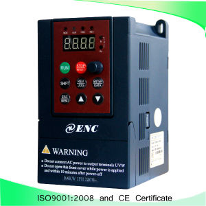 0.75kw~1.5kw Universal Mini Inverter (CE Approval) pictures & photos