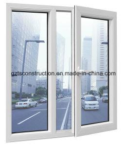 Customized UPVC/PVC Plastic Window/Sliding/Casement/Fixed Window with Mosquito Net (TS-051) pictures & photos