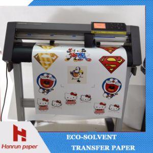 T-Shirt Vinyl, Printable Eco Slovent Heat Transfer Paper for T-Shirt