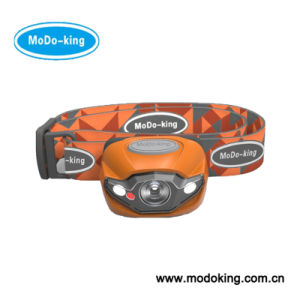 Practical LED Headlamp with Red Night Version (MT-801)