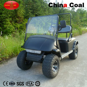 Factory Price 2 Seater Electric Golf Cat pictures & photos
