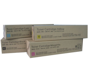Toner Cartridge, DC450k Cymk Toner for Use in Xerox DC250/360/450/2200/3300/4300/4400 pictures & photos