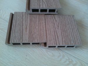 Wood Plastic Composite, Interior and Exterior Wall Cladding, WPC pictures & photos