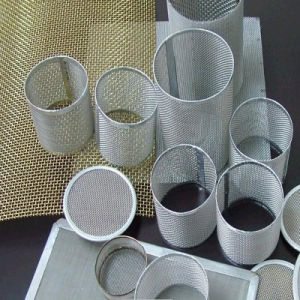 Filter Mesh Packs/Filter Piece/Used to Filter Mesh and Gauze pictures & photos