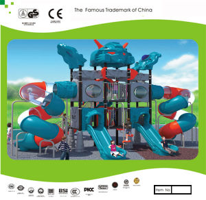 Kaiqi Large Robot Series Children′s Outdoor Playground Equipment (KQ30123A) pictures & photos