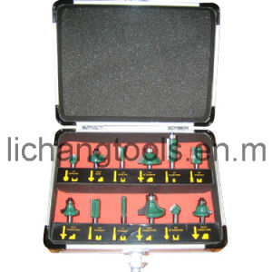 12PCS Router Bit Set with Various Packaging pictures & photos