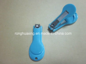 N-602sf-1 CE Certificated Baby Nail Clipper with Plastic Holder pictures & photos