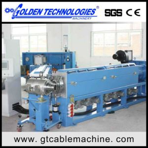 Plastic Wire Coating Extrusion Machine (120MM) pictures & photos