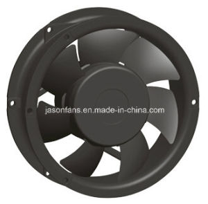 170*52mm Large Air Flow Industrial High Pressure Axial Flow Fan (FJ17052AB) pictures & photos