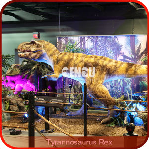 Mechanical Museum Dinosaur Theme Playground pictures & photos