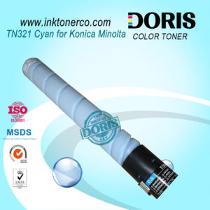 Tn321 Color Copier Toner for Konica Minolta Bizhub C224 C284 C364 Refill Toner Powder pictures & photos