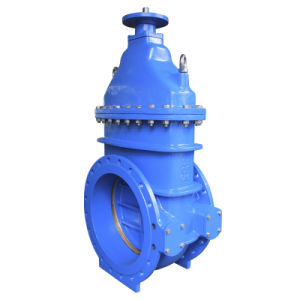 Big Size Metal Seated by Pass Gate Valve pictures & photos