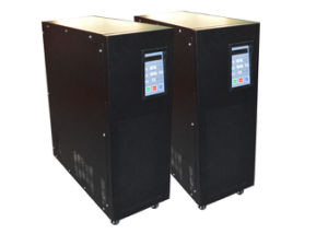 LED Display 220 VAC Commercial UPS Battery Backup Systems 192VDC 34A pictures & photos