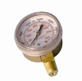 Water Proof Stainless Steel Pressure Gauge