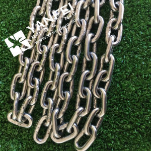 Stainless Steel DIN766 Link Chain pictures & photos