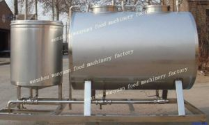 Sanitary Stainless Steel Cip Cleaning System pictures & photos