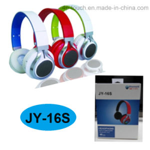 Bluetooth Sport Headphone with Handfree Function (JY-16S) pictures & photos
