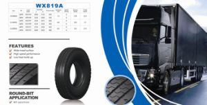 Radial Tubeless Truck Tyre From China10.00r20 Wx819A / Truck Tire pictures & photos