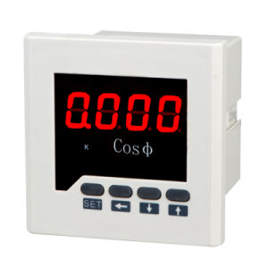 Digital Display Power Factor Meter LED Display pictures & photos