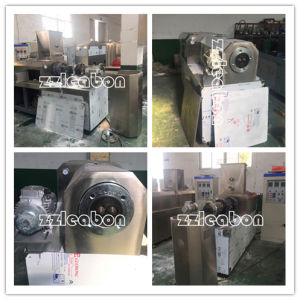Pet Cat Dog Food Making Equipments Pet Food Production Line pictures & photos