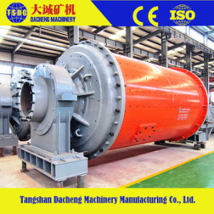 China Factory Gold Ore Grinding Machine Ball Mill pictures & photos