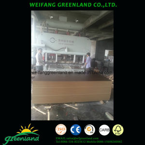 Environmental Quality Melamine MDF Board pictures & photos