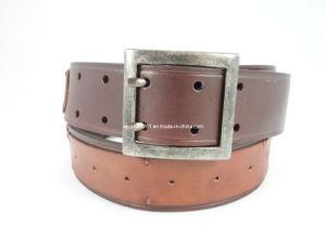 New Fashion Men′s Belt of Full Grain Leather (EUBL0815-40)