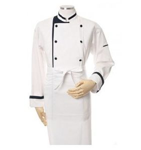 Custom High Quality Chef Uniform -Ll-C01 pictures & photos