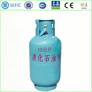 15kg Home Use Portable LPG Gas Cylinder (YSP23.5) pictures & photos