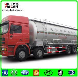 HOWO 8X4 336HP Heavy Duty Bulk Cement Tank Truck pictures & photos