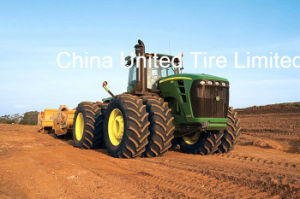 Good Traction 19.5L-24 18.4-30 28L-26 Harvester Tyre for Farm Field pictures & photos
