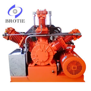 Brotie Totally Oil-Free Sf6 Sulfur Hexafluoride Gas Booster Compressor Pump Set pictures & photos