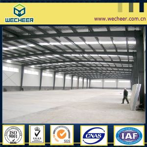 Cheap Wide Span High Quality Designed Steel Structure Warehouse pictures & photos