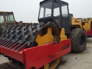 Used Water-Cooled Dynapac Ca30d Road Roller with Sheet Pad Feet pictures & photos