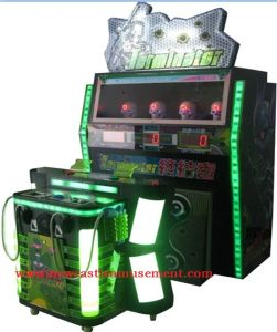 Coin Machine Game Machine Shooting Game Terminator pictures & photos