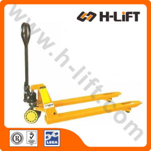 2500kg Hydraulic Pallet Truck (PT-DF Type) pictures & photos