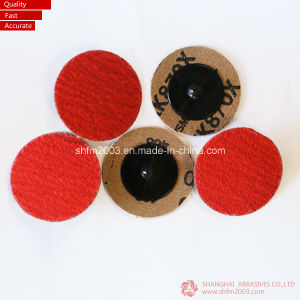 Red Ceramic Abbrasive Sanding Disc (VSM XK870X) pictures & photos