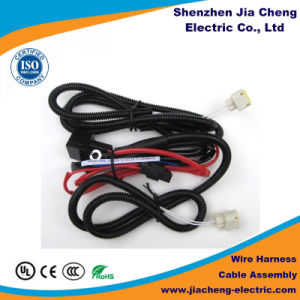 Professional Wire Harness Cable Assembly Industrial Control Manufactures pictures & photos
