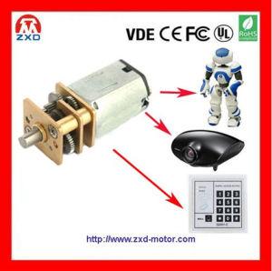 5 Volt DC Gearmotor 12mm 50rpm 298: 1