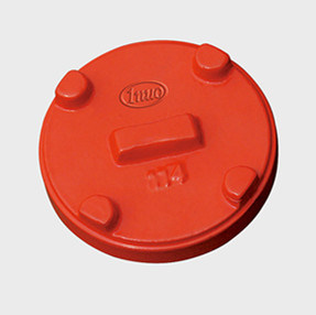 Fire Pipe Fitting Ductile Iron Cap with FM/UL/Ce Approval pictures & photos