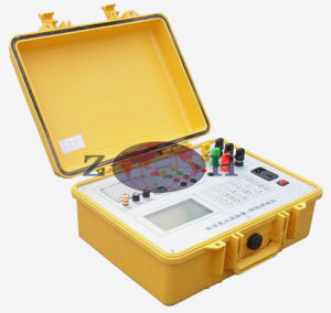 Shc-10A Portable Transformer Capacity & Loss Tester for Transformer Test pictures & photos