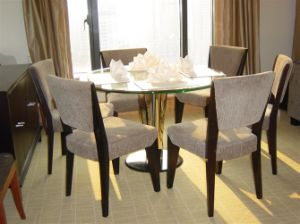 Hotel Dining Furniture Sets/Luxury Banquet Furniture Sets/Restaurant Furniture Sets (GLNDC-02) pictures & photos