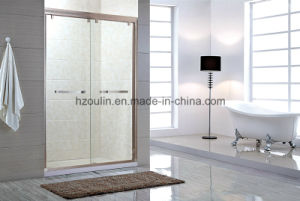 Simple Shower Room Enclosure Door Screen (SS-102) pictures & photos